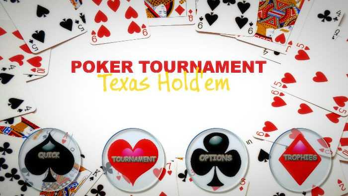 Free online Texas Holdem Poker Tournaments